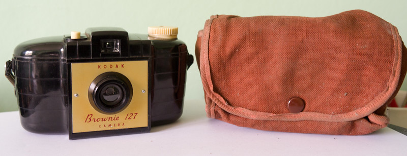 Kodak Brownie 127 Camera Mk 1