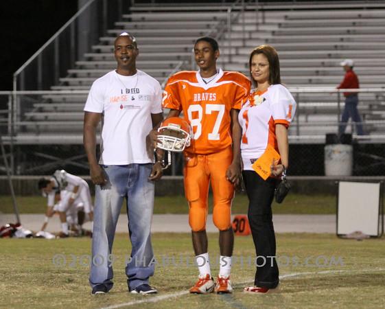 Senior Night 2009