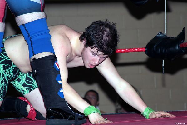 IWE Wrestling: Fairfield, Maine 10/15/2010 (Volume One)