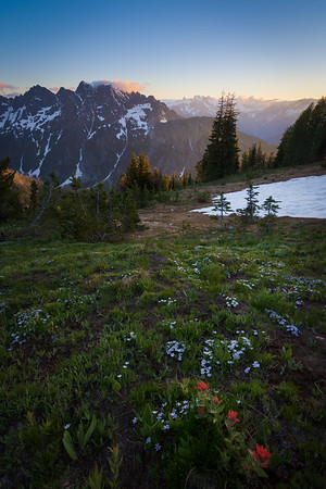 An Impression of the North Cascades