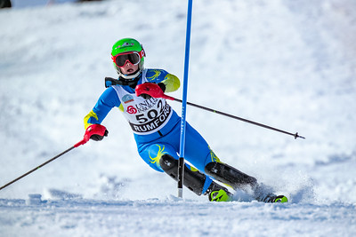 Slalom: Girls Run 2