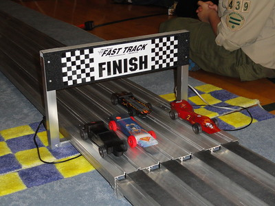 20150313 - Pack Pinewood Derby