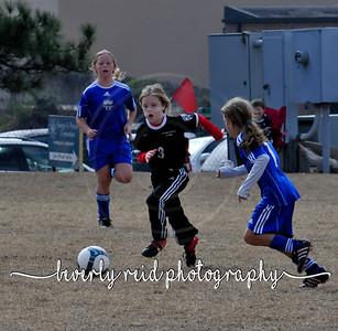 2010 112110 U10G 1:00pm Field A (Triumph Cup Tournament)