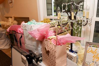 Chanda's Vintage Bridal Shower; 3/24/18