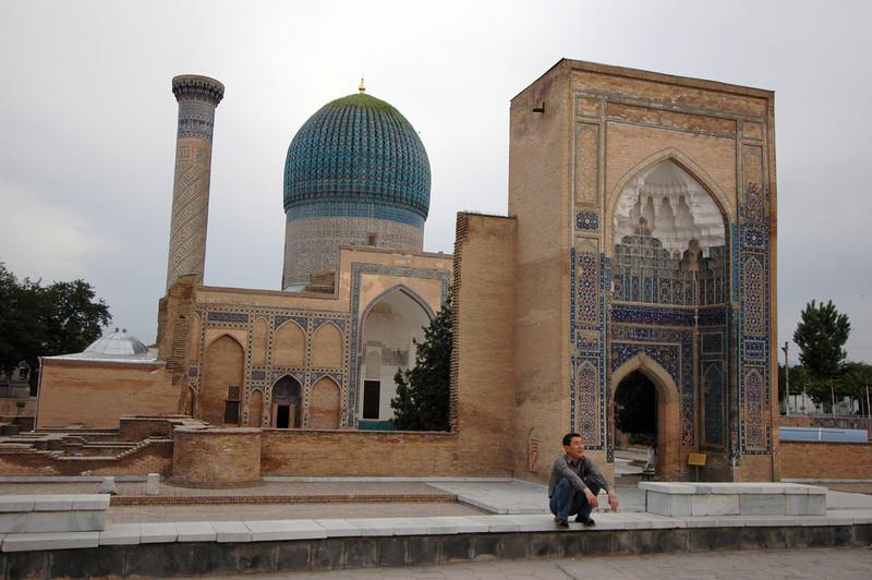 050425 3337 Uzbekistan - Samarkand - Gur Emir Mausoleum _D _E _H _N ~E ~L.JPG