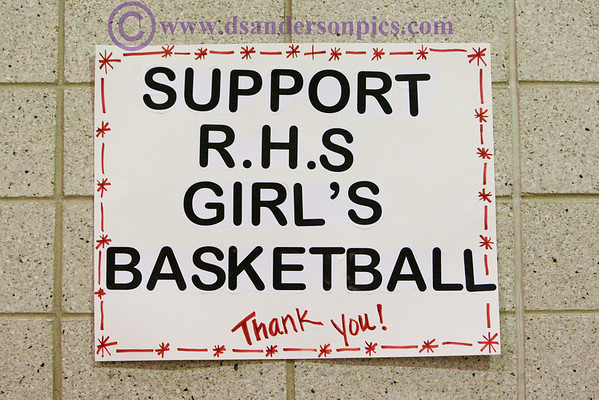 2011/2012 RHS GIRLS BASKETBALL