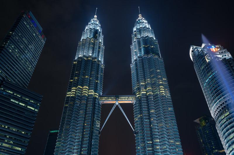 Sky Scraping || Kuala Lumpur