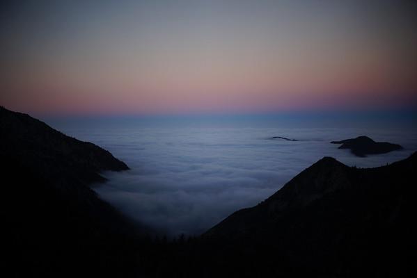 Mt. Baldy [(10,064) x9] - Apr 14, 2013; Climb for Heroes