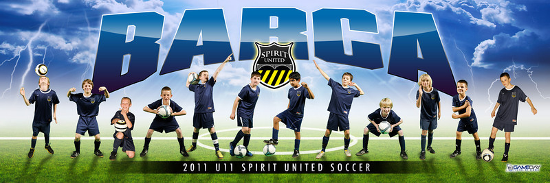 Barca---Spirit United