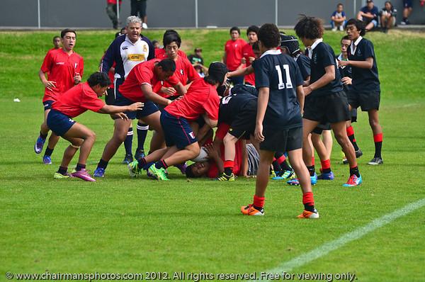 2012-04-07 Rugby GisborneBHS U14 v KelstonBHS