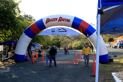 Mt Diablo Train Run Nov 6 2011