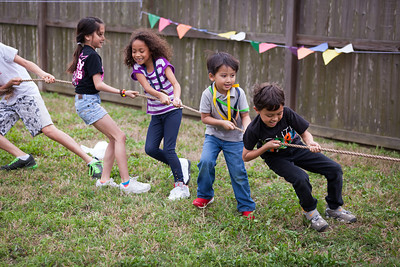 Jacob's - Birthday Party