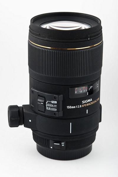 Sigma 150mm f2.8 EX APO Macro DG HSM