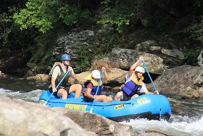 Whitewater rafting Sujani/Athai Aug 2013