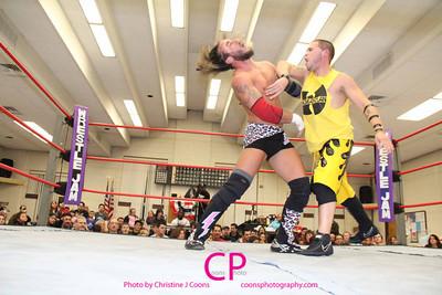 JT Dunn vs Kris Pyro
