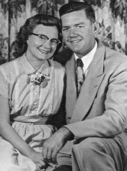 Ruben and Frankie 1953