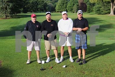 Vernon Orioles Golf Tournament 092615
