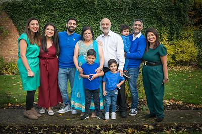 Sethi Family Nov 2018