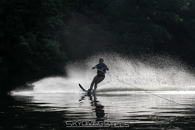 Waterskiing 7/20/15