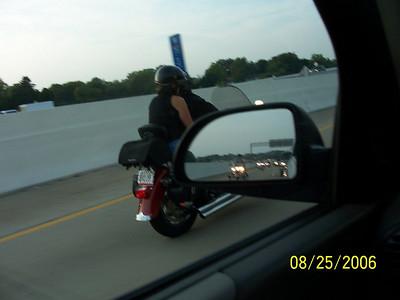 2006.08.25 - Getting the bike from Ohio