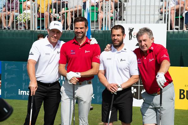 Celebrity Golf Cup Celtic Manor 2019