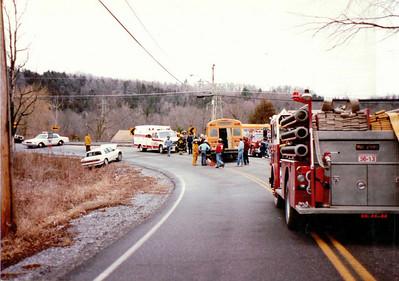 Salt Point Road MVC - March 1992