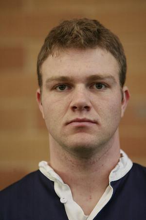 BYU Rugby Player Portraits