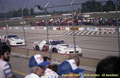 ASA 1986 Circle City 200 Sept. 21, 1986