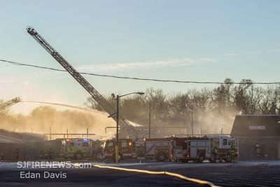 11/18/2014, 4th Alarm Building, Springfield, Burlington County NJ, 2919 Rt. 206, Columbus Farmers Market