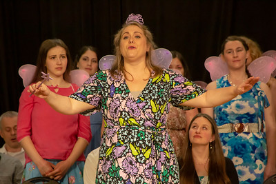 Iolanthe's Fractured Fairy Tales - May 19, 2019