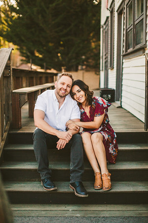 Samantha + Chris - Engagement