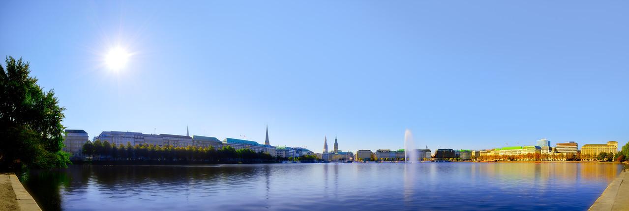 Hamburg Assenalster