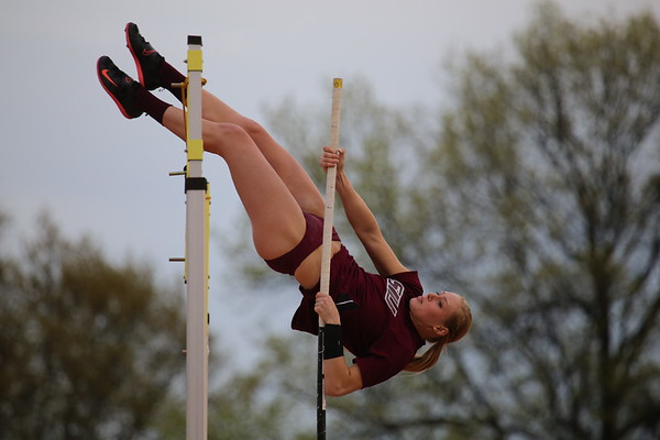 2015 Tennessee Relays - field events