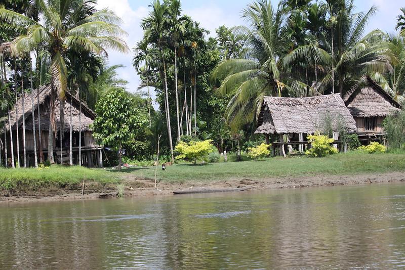 Manjambi village Yokoim tribe