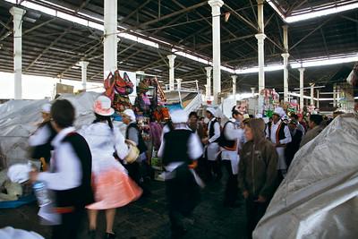 Cusco: Market