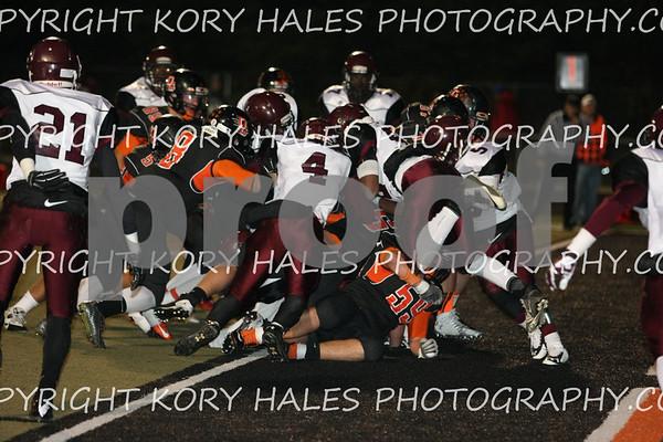 Varsity-Oak Grove vs Hogan Prep 10-31-14 Camera 2 of 2