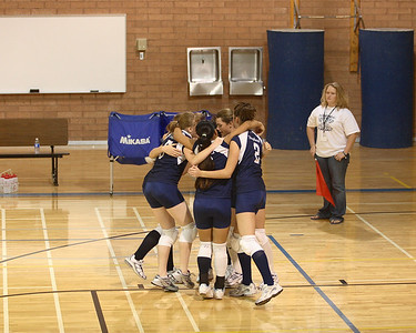 Shepherd Stallions Girls Volleyball
