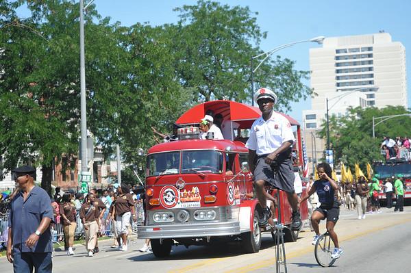 2013-08-10, Bud Billikin Parade
