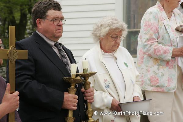 Audubon County - End of an Era - Trinity Lutheran Church Final Sunday Service