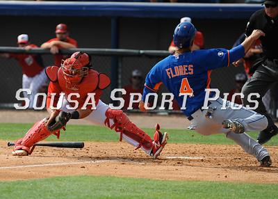 NY Mets vs Nationals 3.5.14