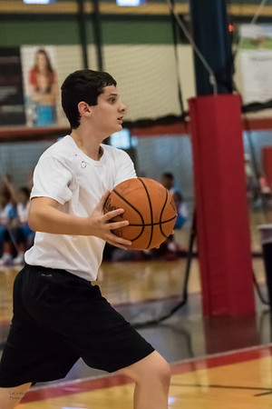20160917 - Evan's bBall Game