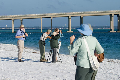 CAS Bird Walk-Okaloosa Island Oct. 11,2008
