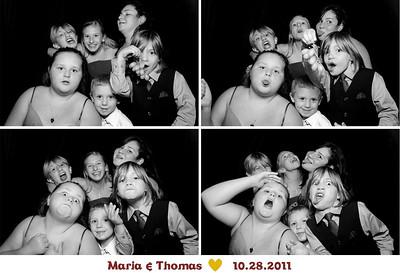 NYC 2011-10-28 Maria and Thomas
