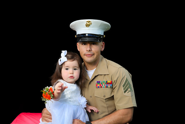 Daddy / Daughter  Day - 3rd Battalion/5th Marines