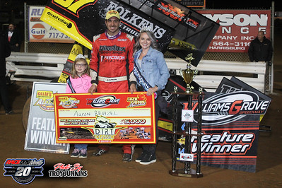 Williams Grove Speedway - 9/18/20 - Troy Junkins