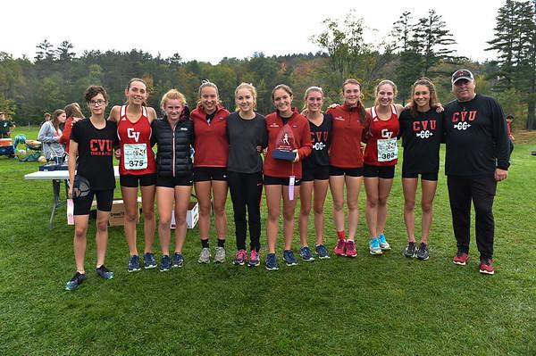 Awards Woods Trail Run 2017-10-07
