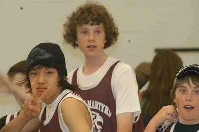 CMS Sr Volleyball 2007