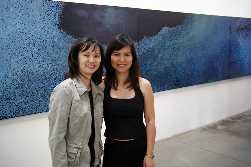 2009 06/06: Trang Le's Art Show