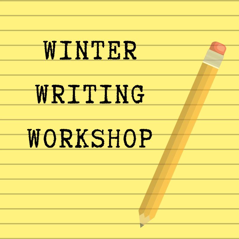 winter writing workshop