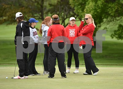 Fort Dodge Dodgers Girls Golf